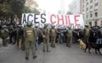 """Estudiantes chilenos vuelven a las calles descontentos con una reforma """"insuficiente"""""""