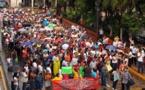 Miles de maestros protestan en México contra reimposición de su evaluación