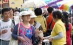 """Rusia aprovecha el """"turismo rojo"""" para atraer a los visitantes chinos"""