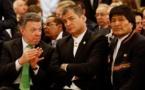 """Correa dice que la oposición venezolana es """"diez mil veces golpista"""""""