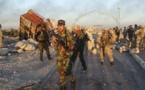 Enfrentamientos encarnizados entre fuerzas iraquíes y el EI en Ramadi