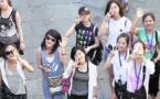 China ocupa primer lugar mundial de turistas que van al extranjero