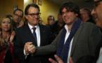 Independentistas formarán gobierno en Cataluña sin Artur Mas como presidente