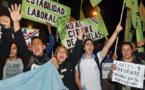 Renuncia ministra paraguaya de Educación rechazada por estudiantes