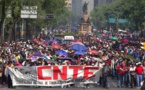 """Maestros disidentes y gobierno mexicano logran """"acuerdo general"""" para negociar"""